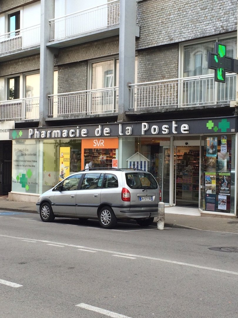 Photo of the July 29, 2016 4:29 PM, Pharmacy Post, 19 Rue Thiers, 56000 Vannes, France