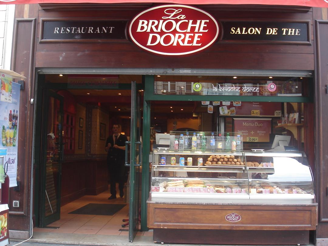 Photo of the February 5, 2016 6:48 PM, Brioche Dorée, 9 Rue Nationale, 59800 Lille, France