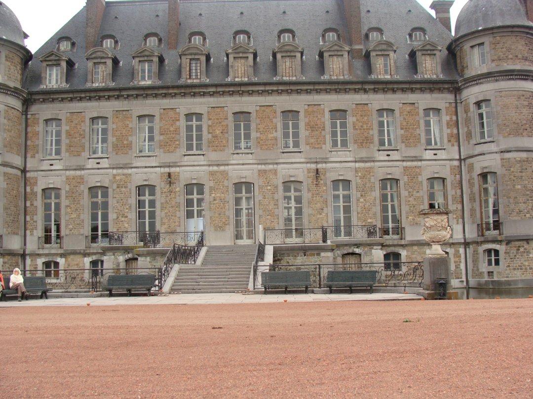Foto del 4 de octubre de 2016 9:06, Schloss Belœil, Rue du Château 11, 7970 Beloeil, Belgique