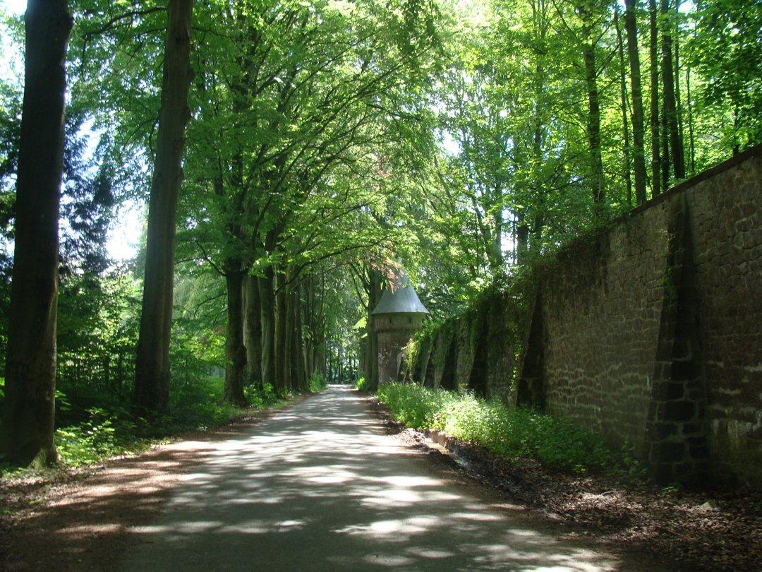 Foto vom 13. September 2016 12:42, Maredsous Abbey, Rue de Maredsous 11, 5537 Denée, Belgien