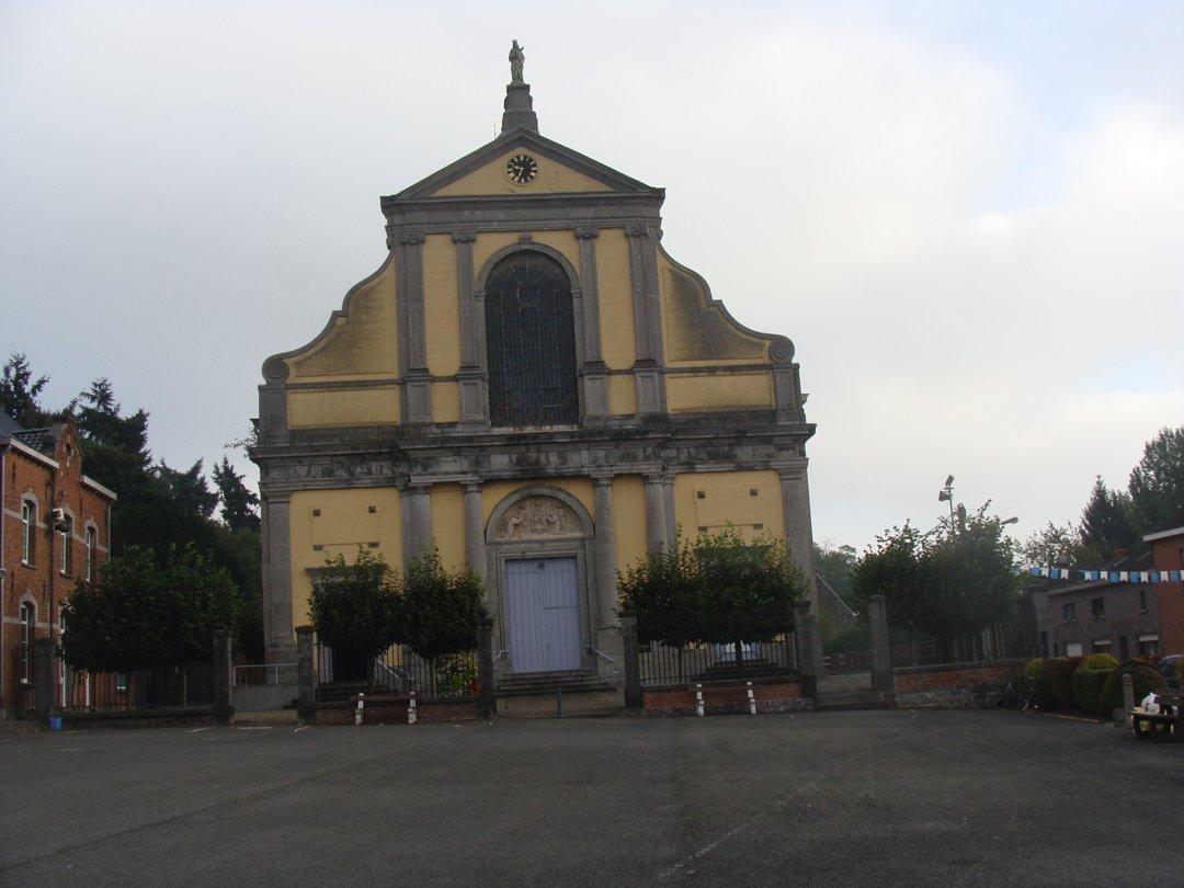 Foto del 4 de octubre de 2016 8:59, Basilique Notre-Dame de Tongre, 7951 Chièvres, Bélgica