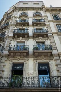 Photo du 5 février 2016 18:57, Hotel Actual Boutique, Carrer del Rosselló, 238, 08008 Barcelona, Espagne
