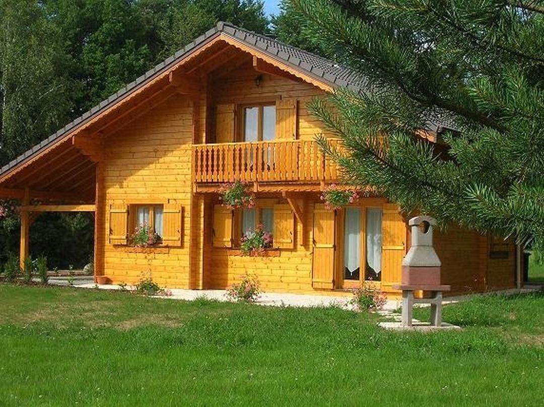 Lodge - CHALETS LE PARADIS , Saint-Nabord
