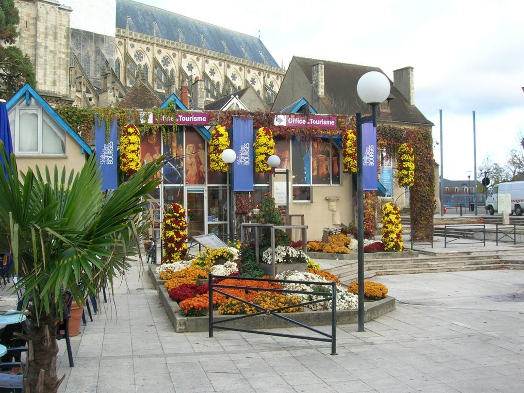 Foto del 5 de febrero de 2016 18:56, Office de Tourisme de Bourges, 21 Rue Victor Hugo, 18000 Bourges, France