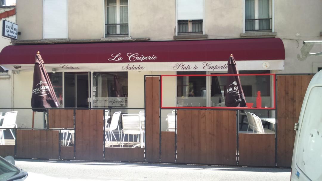 Foto vom 5. Februar 2016 18:56, La Crêperie, 47 Rue de Paris, 94340 Joinville-le-Pont, Frankreich