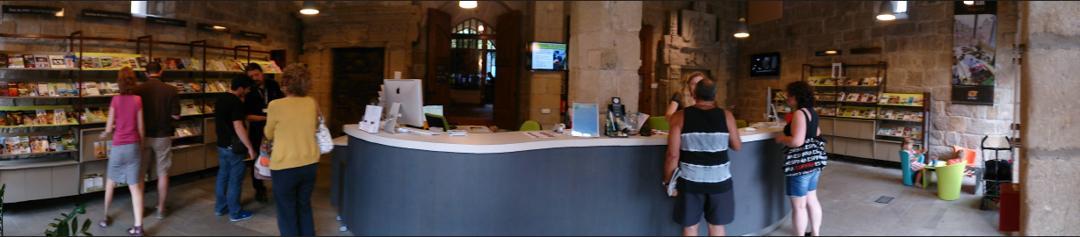 Photo of the February 5, 2016 6:56 PM, Tourist Office of the Pays de Figeac, Hôtel de La Monnaie, Place Vival, 46100 Figeac, France