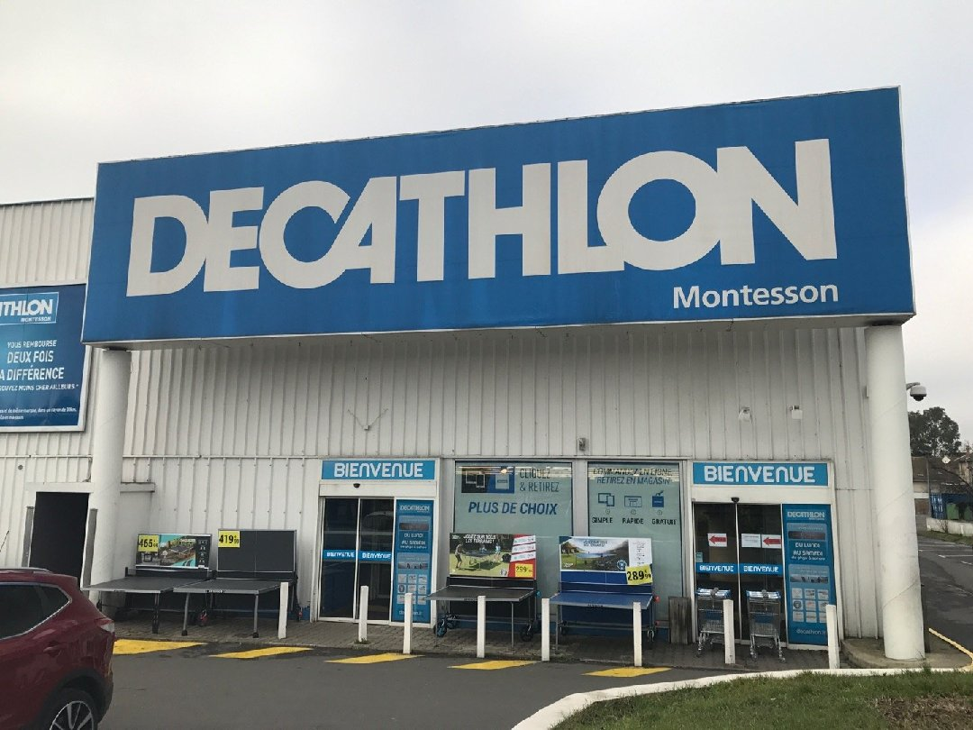 Photo du 17 février 2017 13:39, Decathlon Montesson, 257 Avenue Gabriel Péri, 78360 Montesson, France