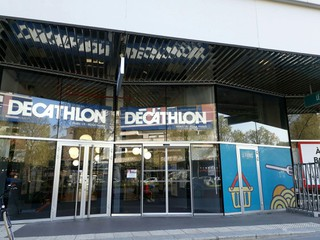 Photo du 27 octobre 2017 11:45, Decathlon, 203 Boulevard Macdonald, 75019 Paris, Frankreich