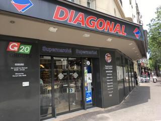 Foto vom 21. Juni 2018 13:50, Diagonal, 143 Boulevard Brune, 75014 Paris, France