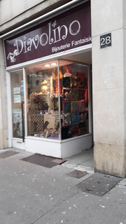 Photo of the November 21, 2017 7:31 AM, Diavolino, 28 Rue Saint-Dizier, 54000 Nancy, France