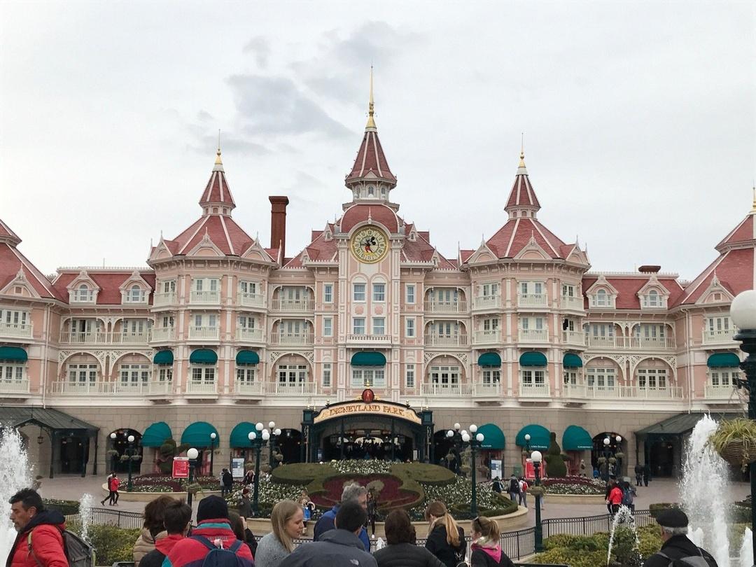 Foto del 8 de marzo de 2017 0:55, Disneyland Paris, 77777 Marne-la-Vallée, Francia