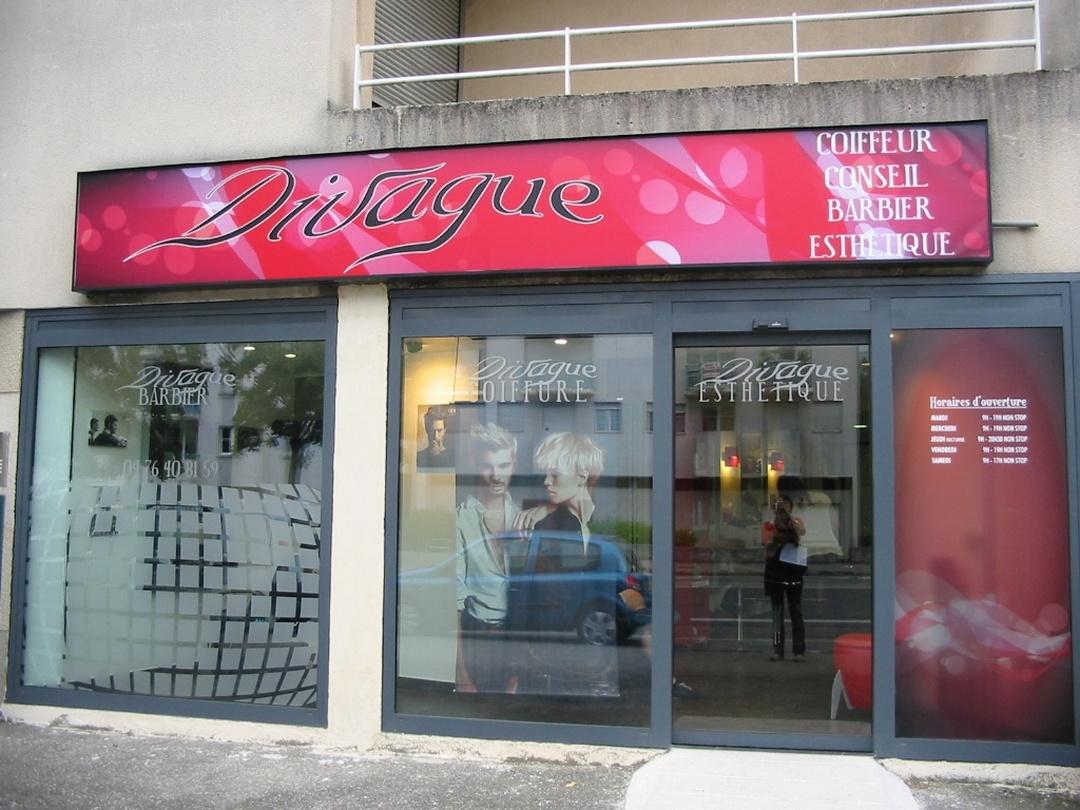 Foto del 5 de febrero de 2016 18:55, Coiffeur Divague, 91 Rue de Stalingrad, 38100 Grenoble, Francia