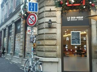 Foto del 16 de diciembre de 2017 14:12, Dix-Neuf, 19 Rue d'Austerlitz, 67000 Strasbourg, France