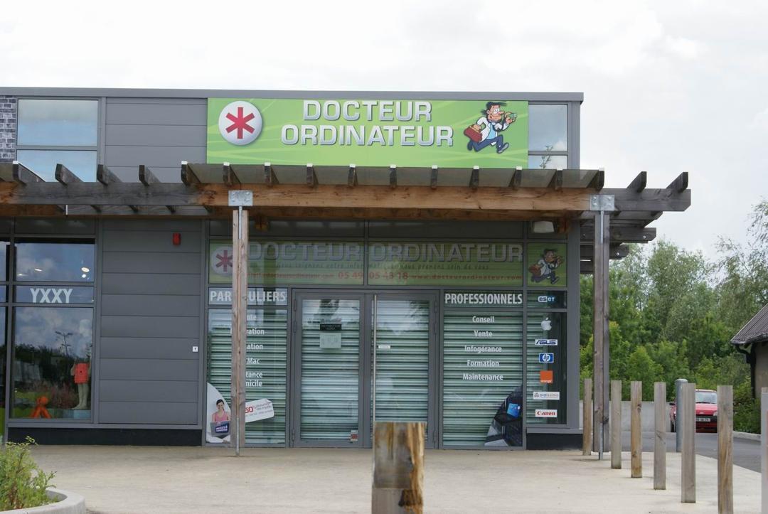 Photo du 5 février 2016 18:56, Docteur Ordinateur, Zone Commerciale de la Mude, 79000 Bessines, France