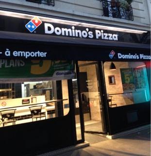 Foto vom 7. Mai 2017 08:53, Domino's Pizza Paris 12 Bizot, 55 Avenue du Général Michel Bizot, 75012 Paris, France