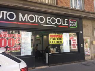 Foto vom 21. Juni 2018 13:09, Driving School Drive Paris, 76 Boulevard Brune, 75014 Paris, Frankreich