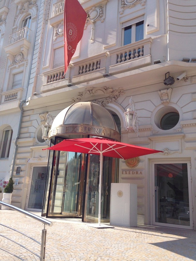 Foto vom 9. September 2016 14:38, Boscolo Exedra Nice, Autograph Collection, 12 Boulevard Victor Hugo, 06000 Nice, Frankreich