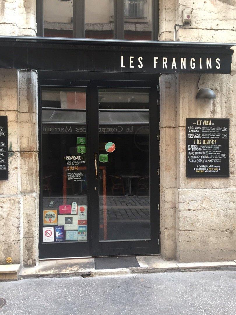Photo du 18 octobre 2016 14:18, Les Frangins, 9 Rue des Marronniers, 69002 Lyon, France