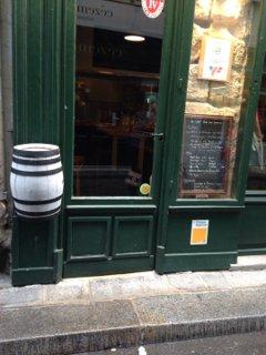 Photo du 13 octobre 2016 13:59, Plaisir Gascon, 16 Rue Grégoire de Tours, 75006 Paris, Frankreich