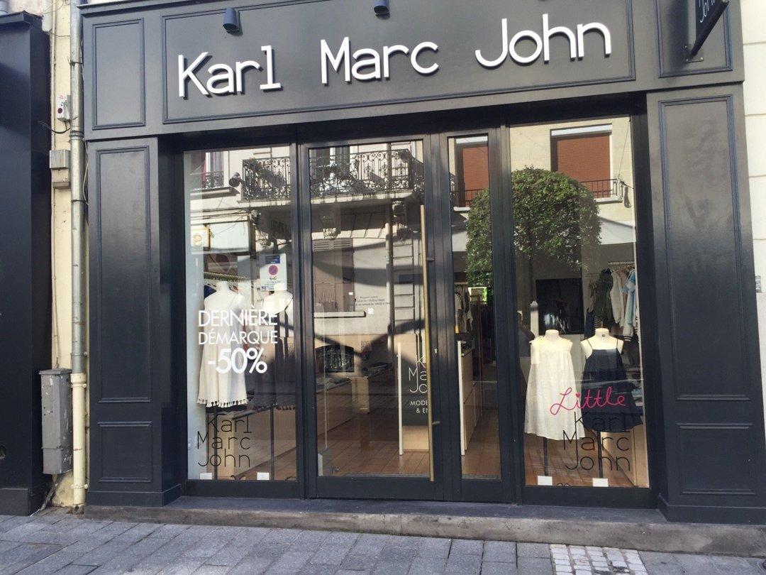 Photo of the July 7, 2016 6:54 AM, Karl Marc John Enghien-les-Bains, 81 Rue du Général de Gaulle, 95880 Enghien-les-Bains, France
