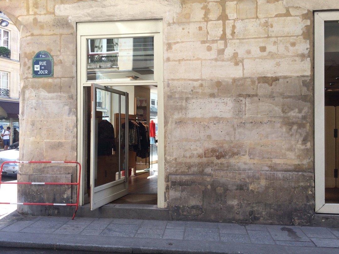 Photo du 26 août 2016 09:37, MANOUSH Boutique, 12 Rue du Jour, 75002 Paris, France