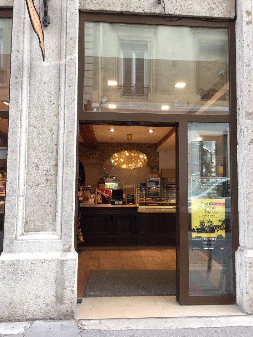 Foto vom 18. Oktober 2016 13:36, La Boulangerie de Saint-Marc, 13 Rue Sainte-Hélène, 69002 Lyon, Frankreich