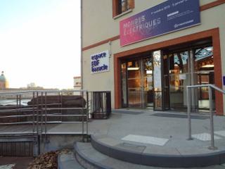 Photo du 5 février 2016 18:48, Espace EDF Bazacle, 11 Quai Saint-Pierre, 31000 Toulouse, France