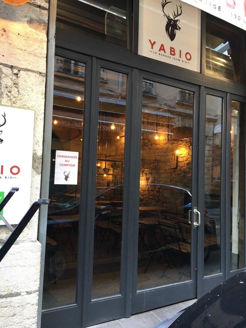 Foto del 18 de octubre de 2016 14:06, Yabio - Bellecour, 4 Rue des Marronniers, 69002 Lyon, Francia