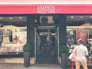Foto del 23 de mayo de 2018 12:45, EMPRIN since 1896, 29-31 Rue Saint-Guilhem, 34000 Montpellier, France