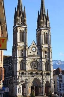 Photo of the July 20, 2017 4:58 PM, Église Saint-Bruno de Voiron, 10 Rue Grande, 38500 Voiron, France