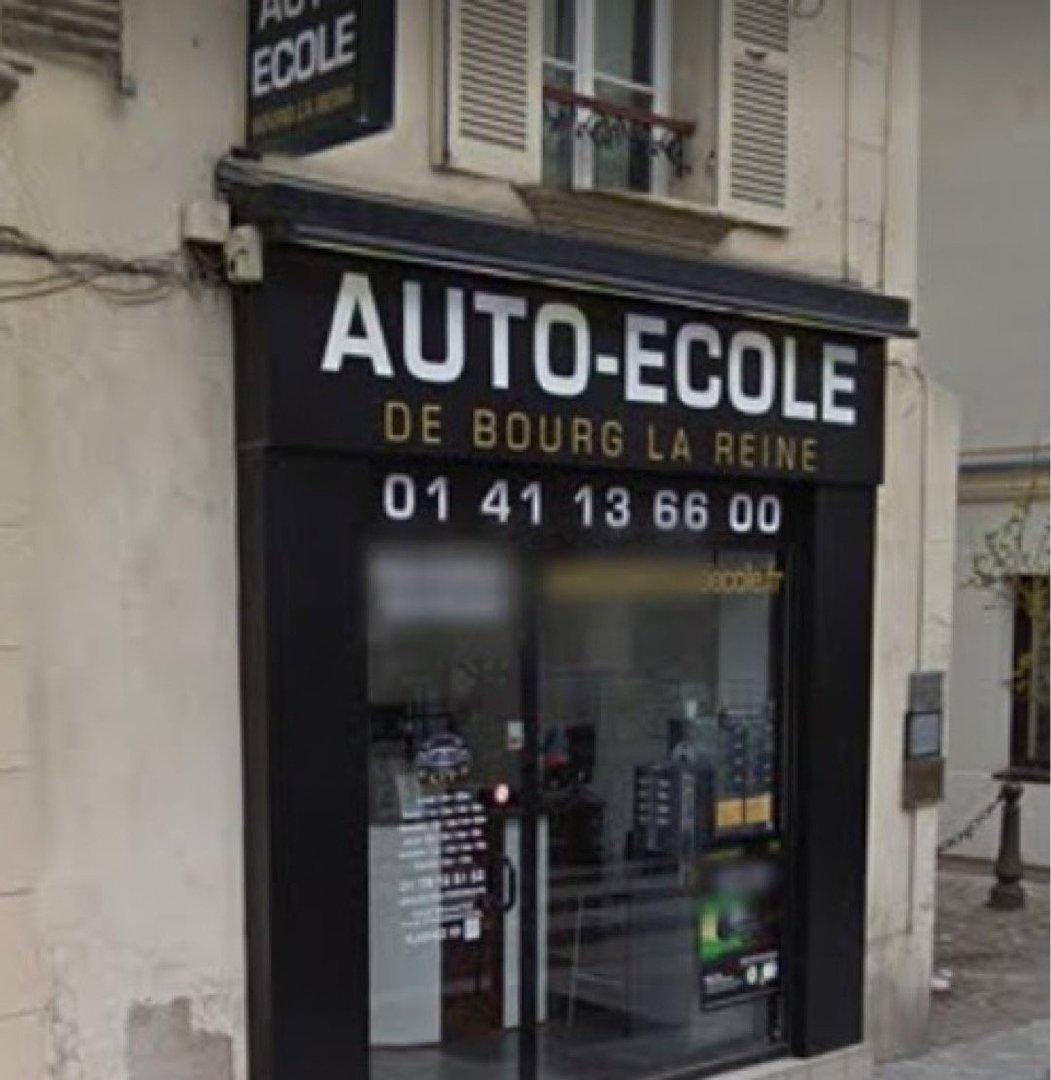 Photo du 2 décembre 2016 08:57, Elite Auto Moto Ecole, 84 Avenue du Général Leclerc, 92340 Bourg-la-Reine, France