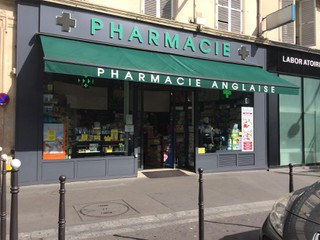 Photo of the March 20, 2018 2:53 PM, English Pharmacy Gare du Nord, 2 Rue de Compiègne, 75010 Paris, France