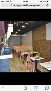 Foto del 18 de septiembre de 2017 16:42, Enjoy Sushi Marignane : sur place, à emporter, en livraison, Centre Commercial Leclerc, 1596 Chemin de St Pierre, 13700 Marignane, Francia