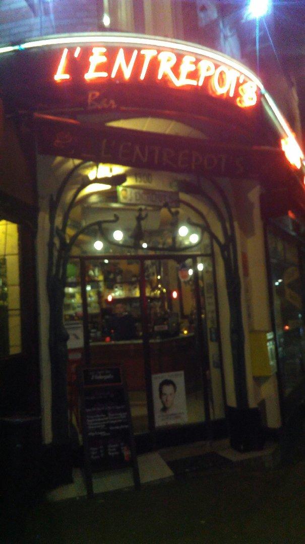 Bar - Entrepot's , Paris