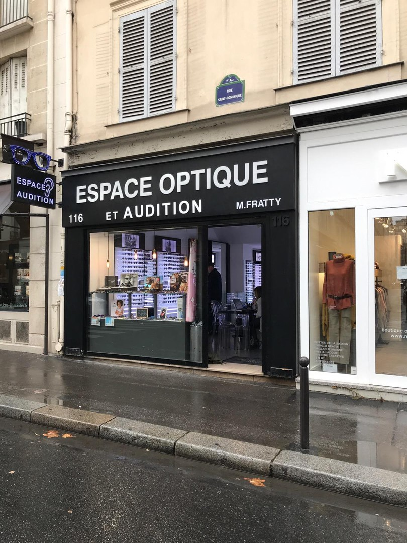 Photo du 13 septembre 2017 11:58, Espace Optique 116, 116 Rue Saint-Dominique, 75007 Paris, France