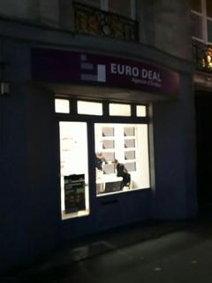 Photo of the November 15, 2017 5:03 PM, Euro Deal Agence D'Emploi, 44000 Nantes, France