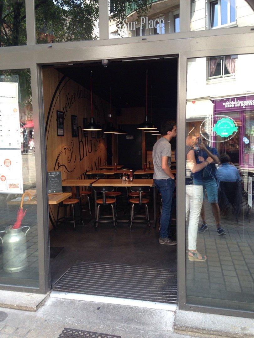 Foto vom 20. Juli 2016 10:16, Big Fernand, 5/7 Rue des Halles, 44000 Nantes, Frankreich