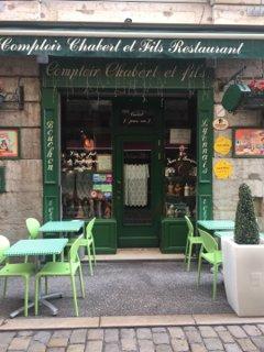 Foto vom 18. Oktober 2016 14:21, Restaurant Chabert et Fils, 11 Rue des Marronniers, 69002 Lyon, Francia