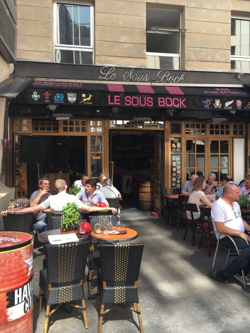 Photo du 26 août 2016 12:10, Le Sous Bock, 49 Rue Saint Honoré, 75001 Paris, France