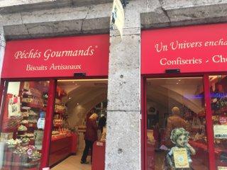 Photo du 6 octobre 2016 13:47, Péchés Gourmands Lyon, 18 Rue Saint-Jean, 69005 Lyon, France