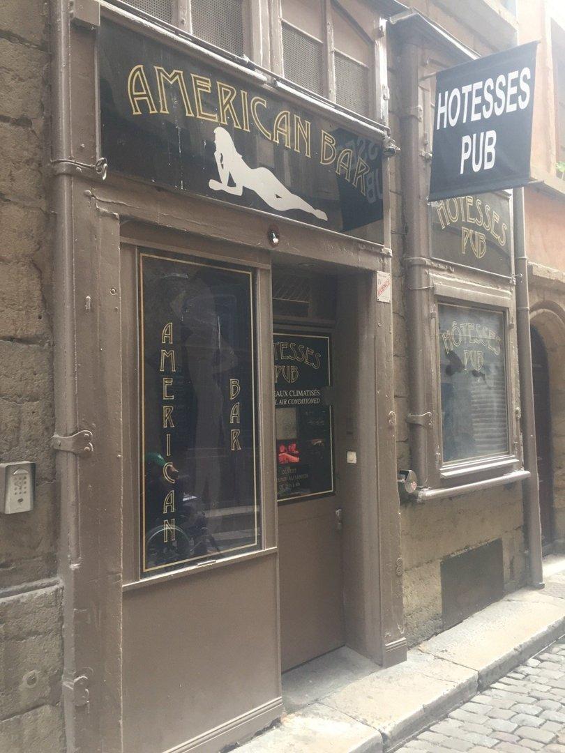 Foto del 6 de octubre de 2016 13:01, American Bar, bar à champagne, bar à hotesses à Lyon, 13 Rue des 3 Maries, 69005 Lyon, Francia