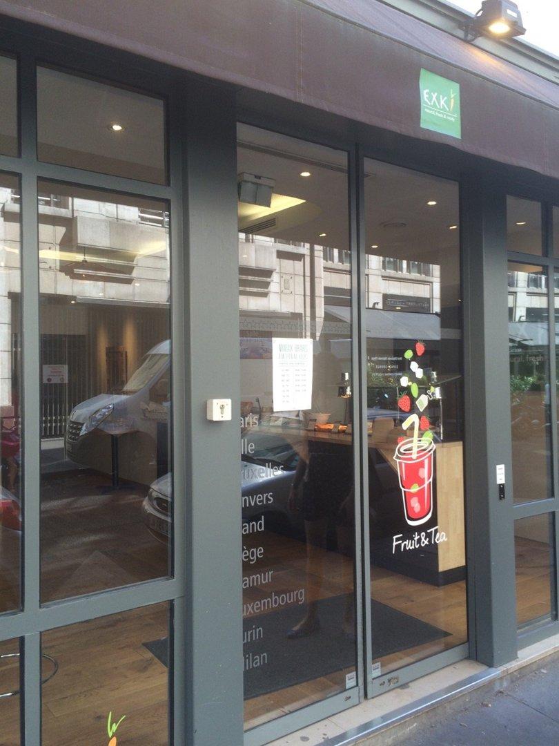 Photo du 26 août 2016 11:51, EXKi Berri, 30 Rue de Berri, 75008 Paris, France