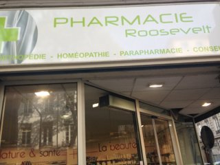 Photo of the October 18, 2016 2:17 PM, Pharmacie Roosevelt, 40 Cours Franklin Roosevelt, 69006 Lyon, Francia