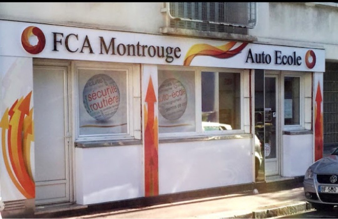 Photo of the December 2, 2016 9:20 AM, Fca Driving School Montrouge, 10 Avenue Léon Gambetta, 92120 Montrouge, France