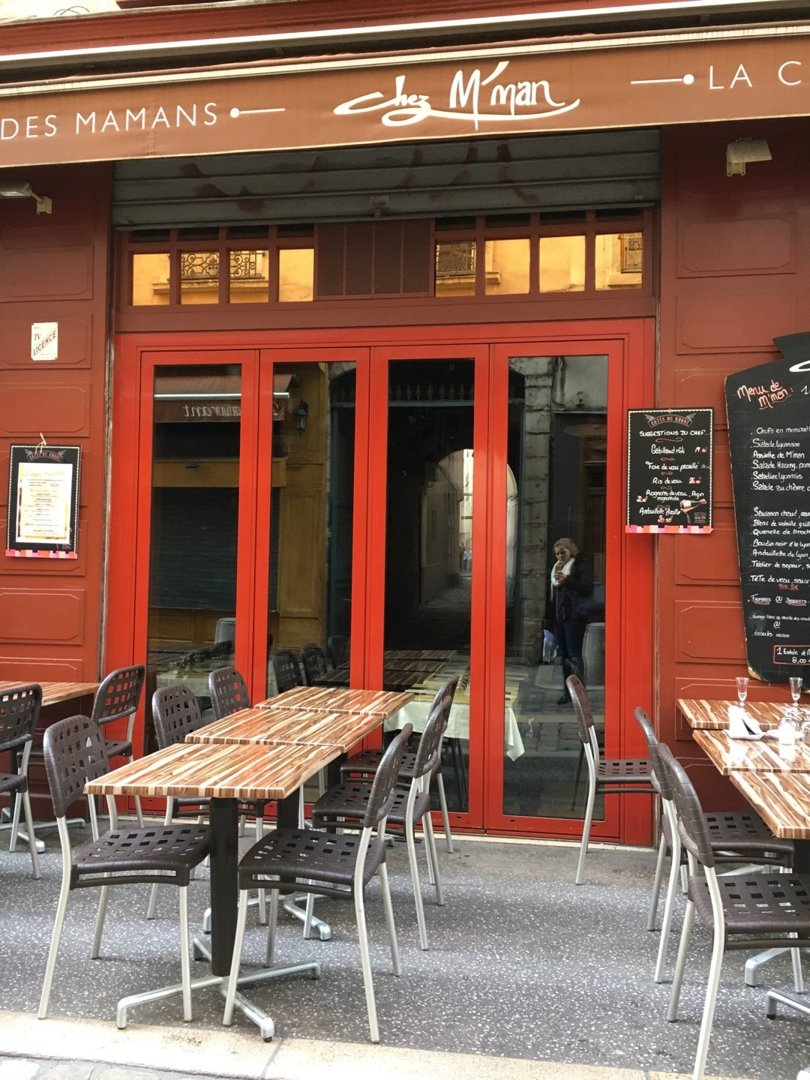 Foto vom 18. Oktober 2016 14:05, Chez M'man, 4 Rue des Marronniers, 69002 Lyon, Frankreich