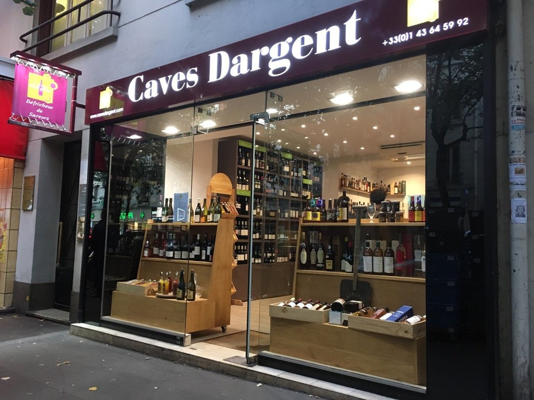 Photo of the September 29, 2016 5:05 PM, Caves Dargent Gambetta, 129 Avenue Gambetta, 75020 Paris, France