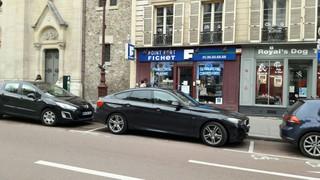 Foto del 19 de noviembre de 2017 8:30, FICHET STRENGTH VERSAILLES, 7 Rue Hoche, 78000 Versailles, Francia