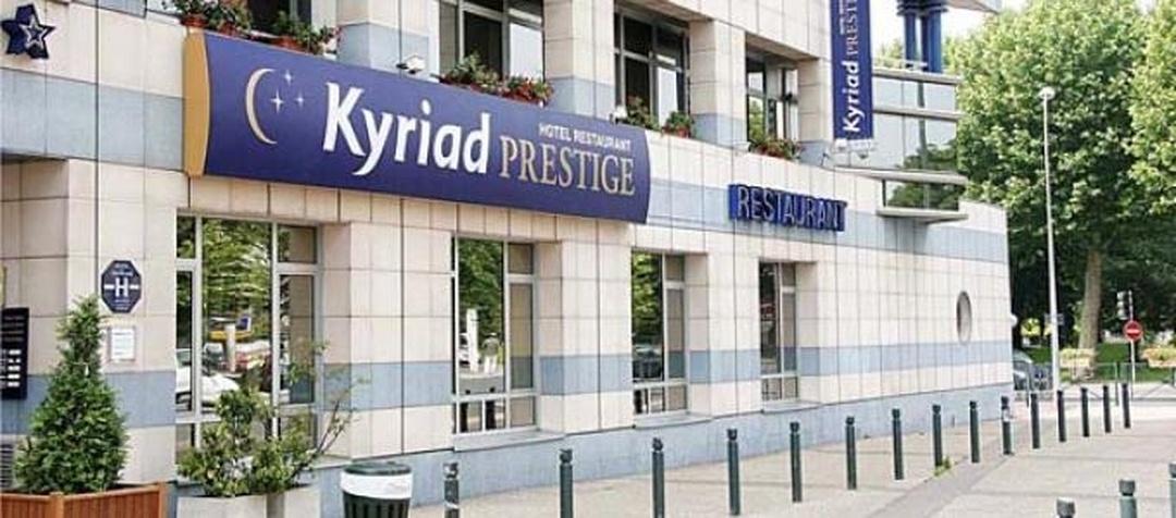 Photo of the February 5, 2016 6:56 PM, Hôtel Kyriad Prestige Joinville Le Pont, 16 Avenue du Général Gallieni, 94340 Joinville-le-Pont, France
