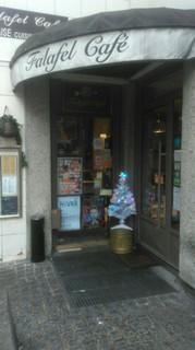 Foto del 7 de diciembre de 2017 10:19, Falafel Café, 1 Rue Bernard de Clairvaux, 75003 Paris, France