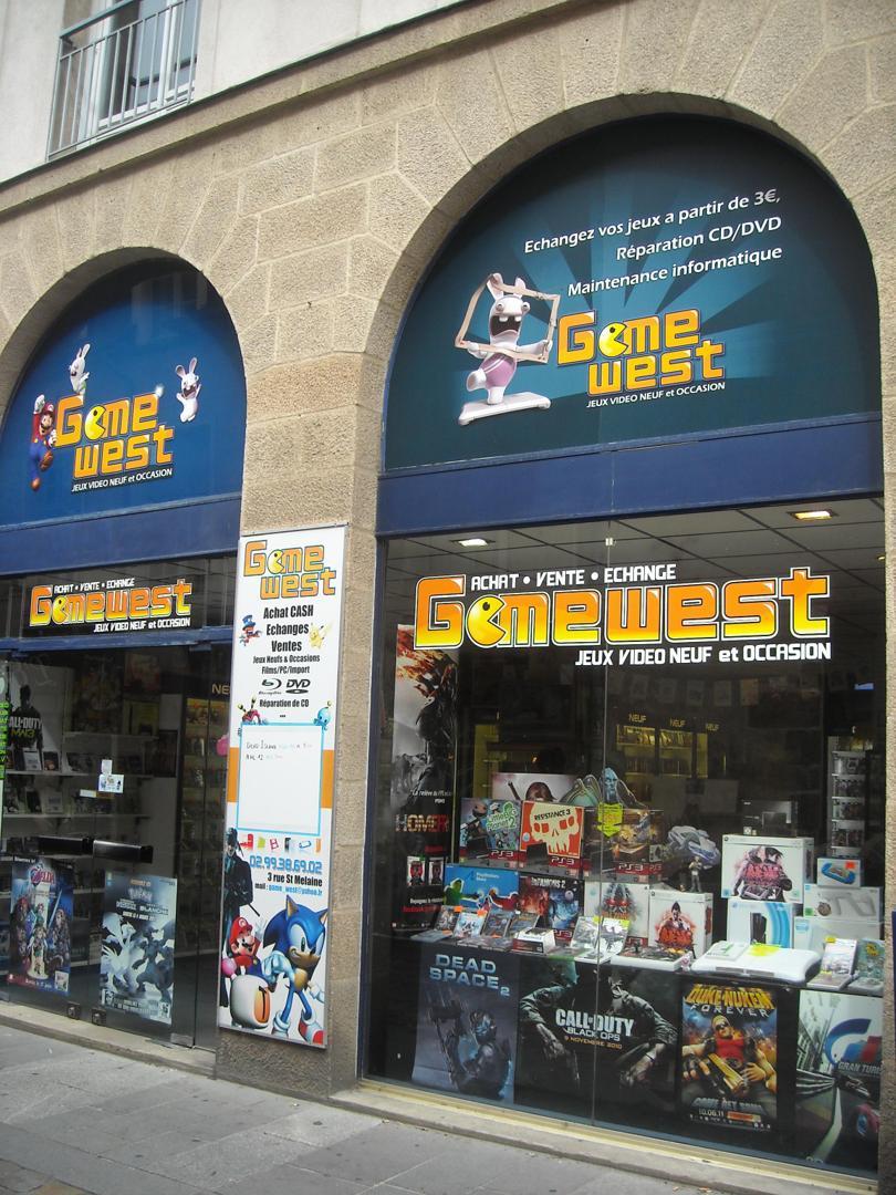 Tienda de juguetes - Gamewest , Rennes